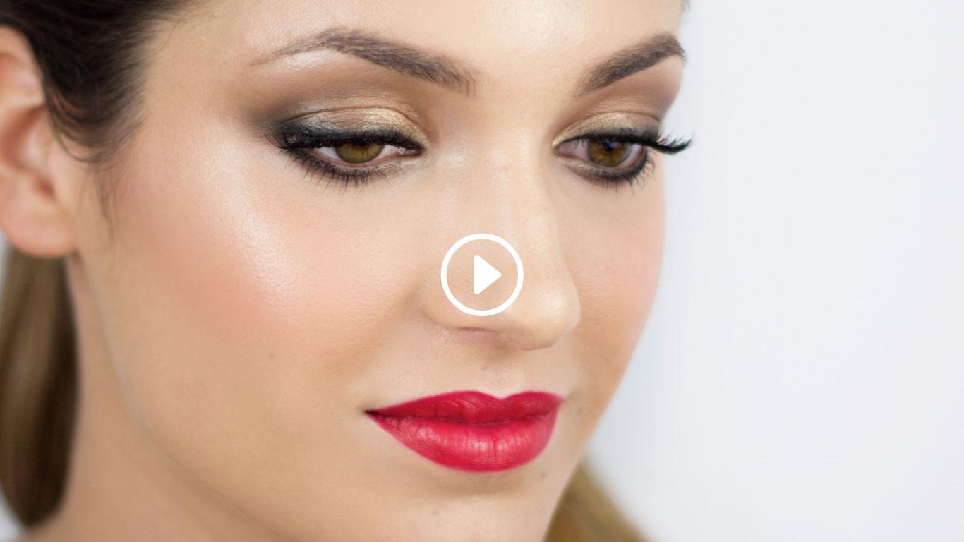 Cómo lucir unos labios rojos