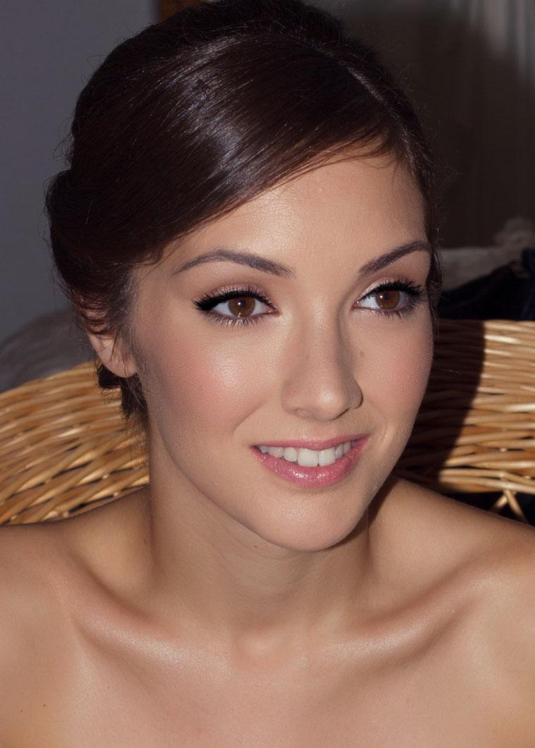Maquillaje de novia: Miriam