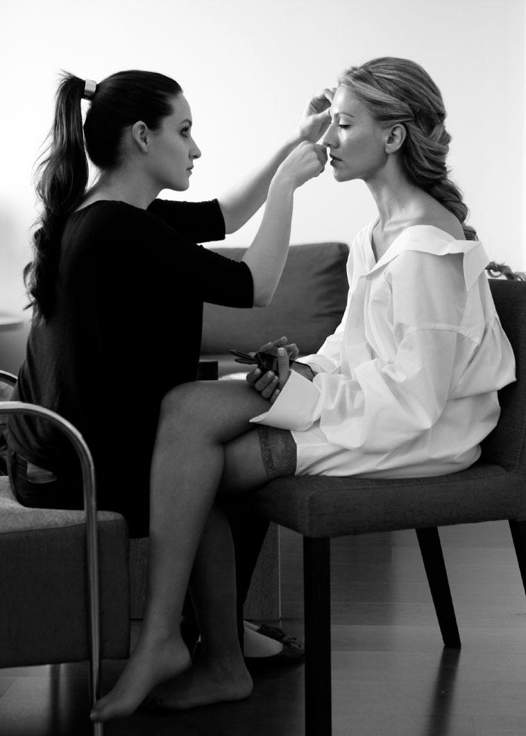 Maquillaje de novia: Tatiana