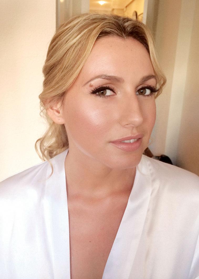 Maquillaje de novia: Ana