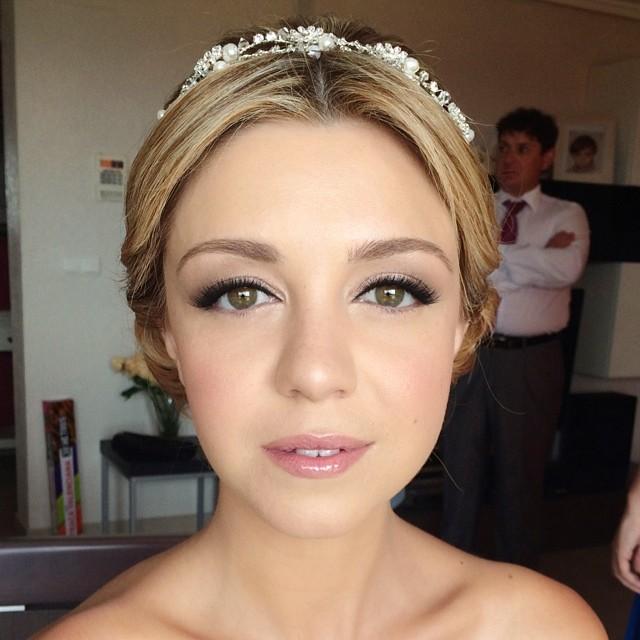 #BridalMakeup #MaquillajeNovia