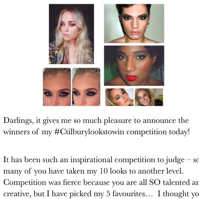 Ya han salido los ganadores del concurso de Charlotte Tilbury! No he ganado pero quería daros las gracias por todos vuestros comentarios! ❤️ Ha sido una de las fotos con más likes de mi IG y me gustaría saber si os gustaría tener un post con el look ? Gracias a todos de nuevo por vuestro apoyo ❤️