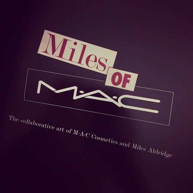 Maravilla de libro! #MilesAldridge