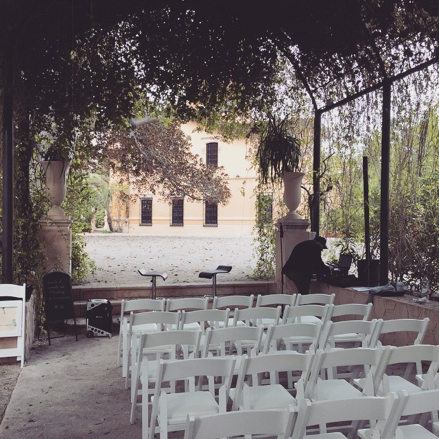 Empezando el domingo con una masterclass de maquillaje de novia con @palomacruzeventos ? #palomacruzbrideday