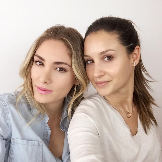 Con mi amiga Priscila (@personalstyle_) que empieza hoy su andadura por YouTube. A ver si podemos hacer alguna cosilla juntas ?? Podéis encontrarla por PersonalStyle en YouTube ;)