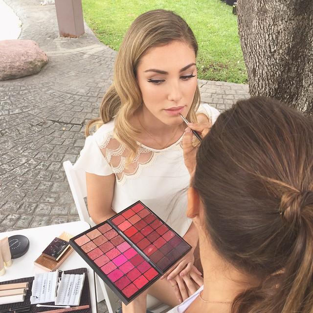 ? @personalstyle_ #makeup ? - Peluquería @sagoa