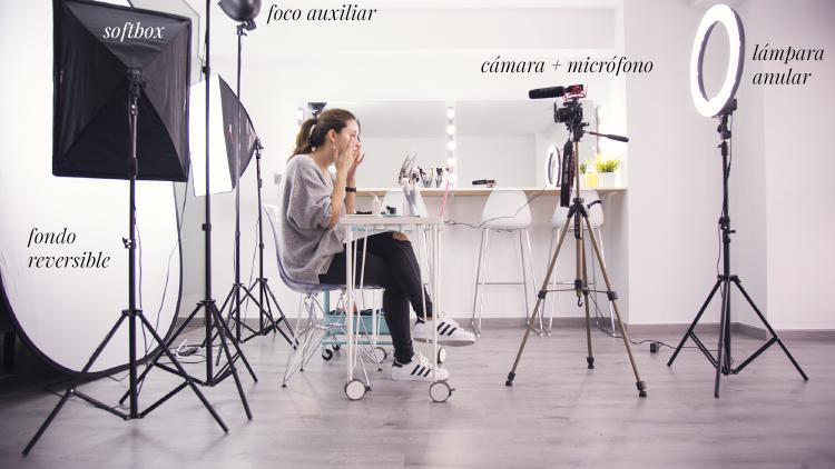 Post técnico: iluminación, cámara, edición – makeupzone.net