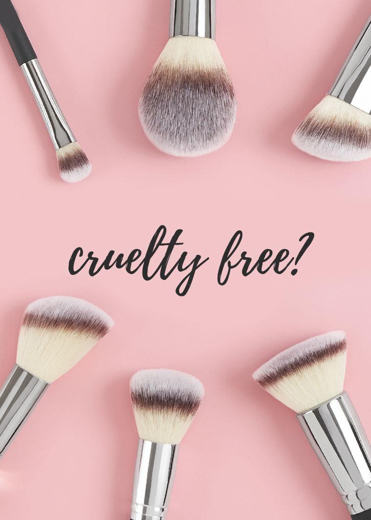 Brochas de pelo natural ¿Cruelty Free?